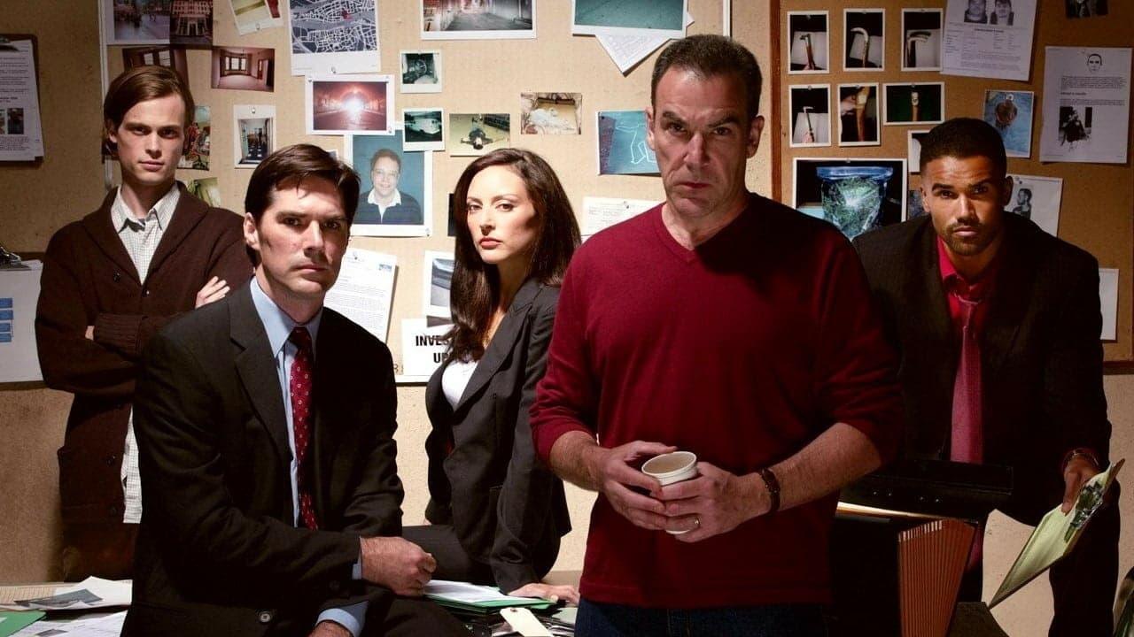 Criminal Minds - Season 8