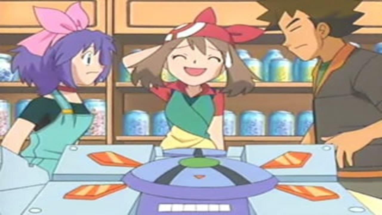 Pokémon Season 7 :Episode 50  Pokéblock, Stock, and Berry