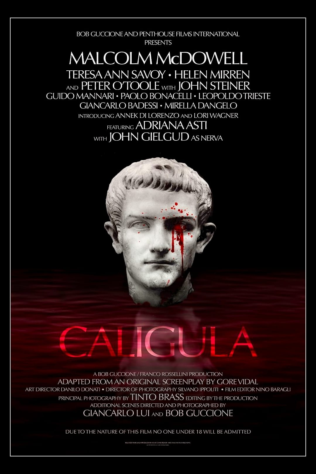Caligula (1979) | Watchrs Club