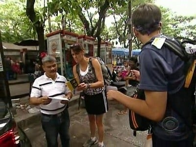 The Amazing Race - Season 14 Episode 8 : Rooting Around in People's Mouths Could Be Unpleasant