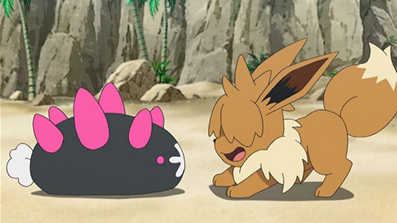 Pokémon Season 22 :Episode 5  No Stone Unturned!