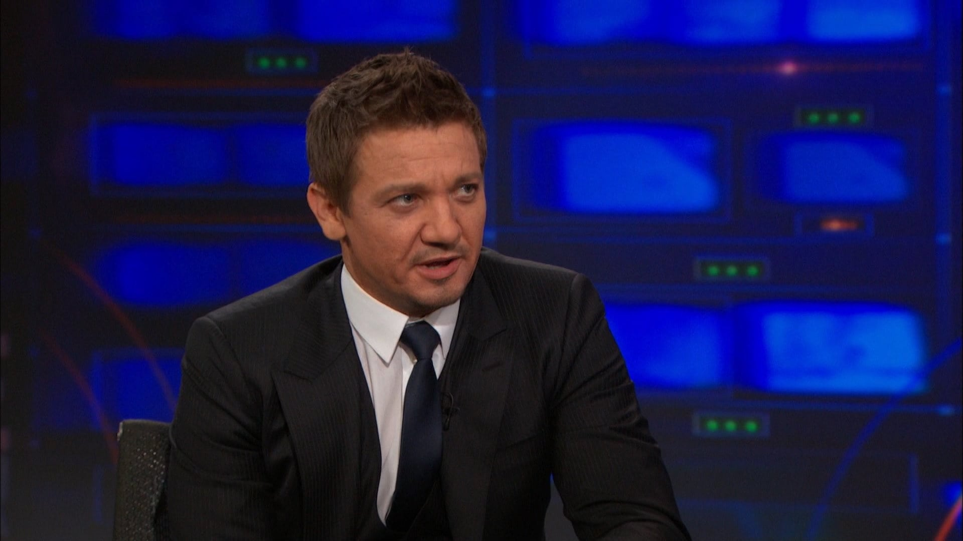 The Daily Show with Trevor Noah Season 20 :Episode 8  Jeremy Renner