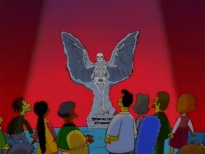 The Simpsons Season 9 :Episode 8  Lisa the Skeptic