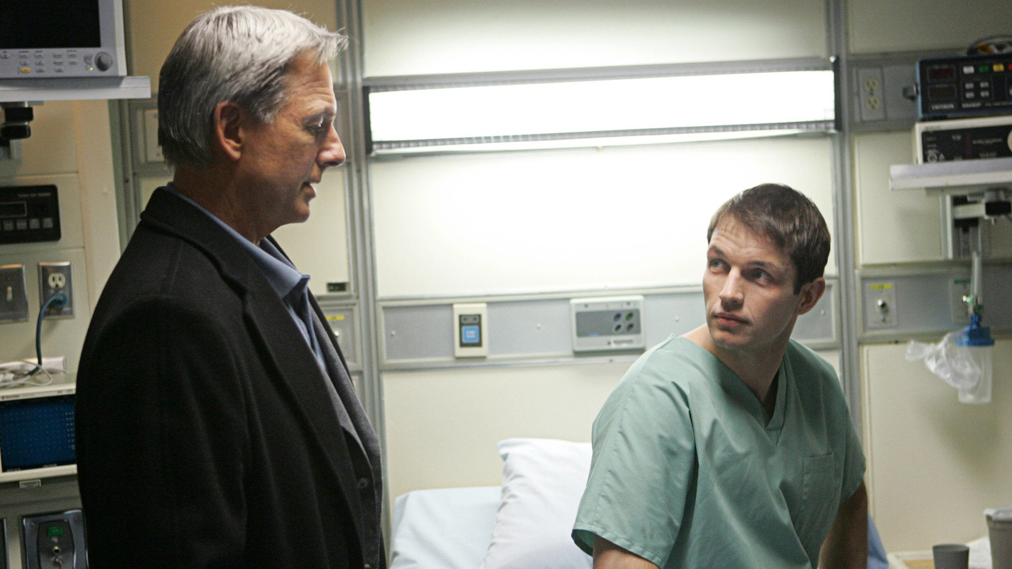 NCIS Season 4 :Episode 16  Dead Man Walking
