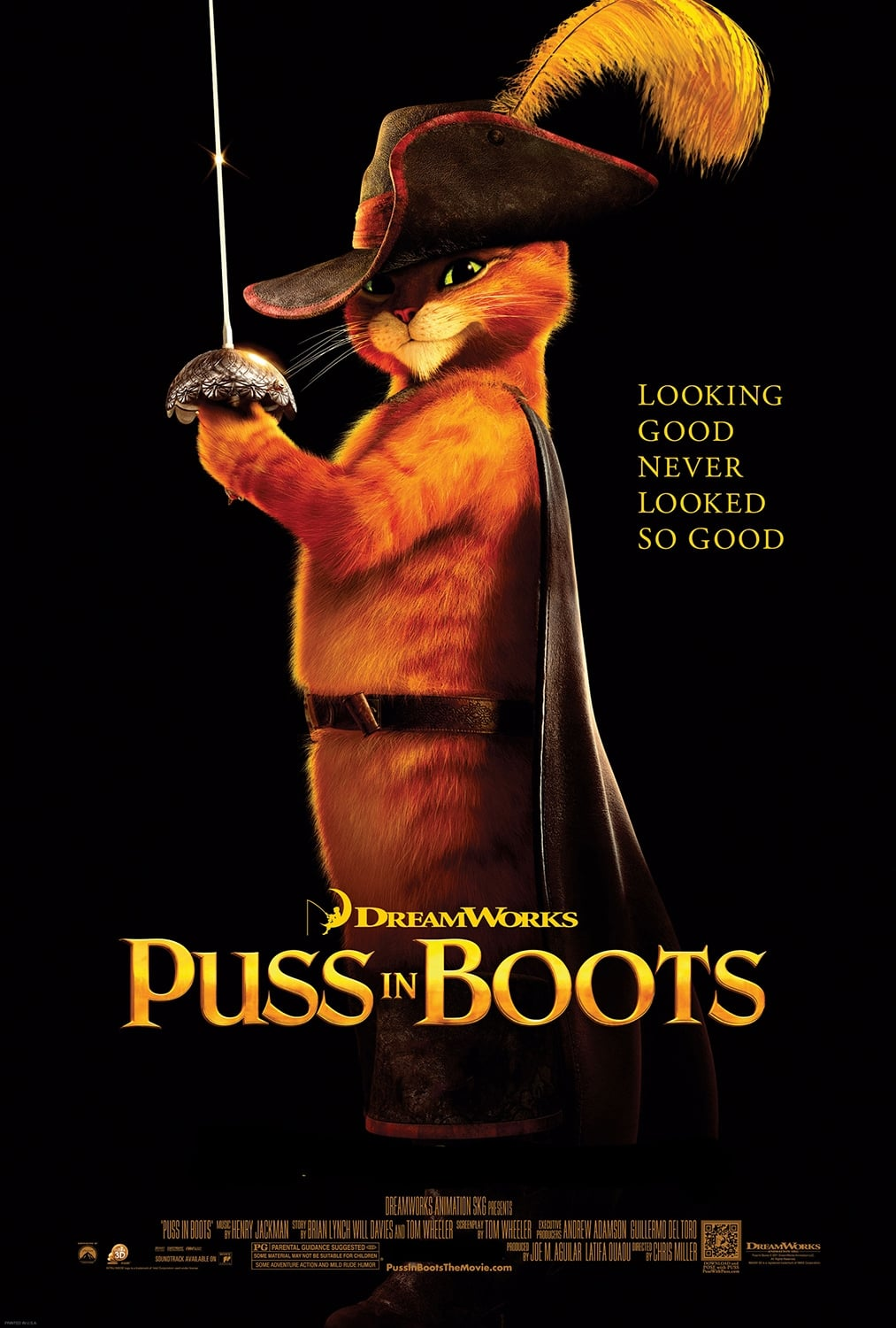 Download Puss in Boots Free Streaming Online