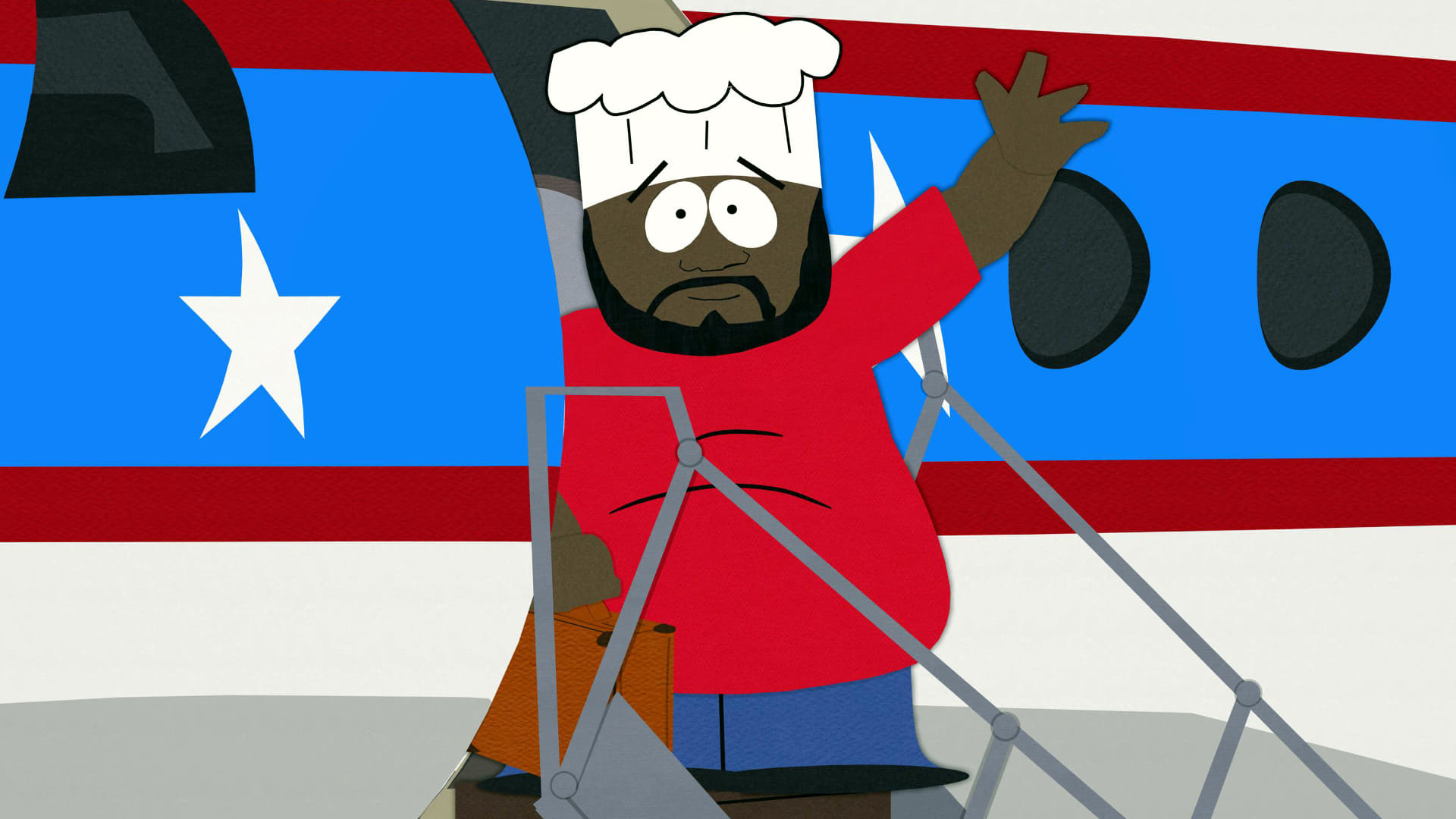 South Park Season 10 :Episode 1  The Return of Chef