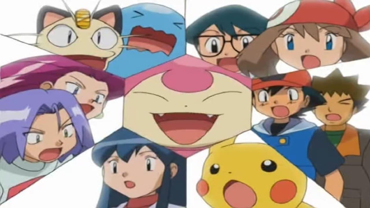 Pokémon Season 7 :Episode 7  I Feel Skitty!