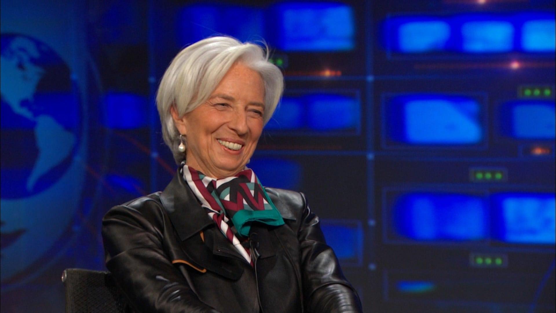 The Daily Show with Trevor Noah Season 20 :Episode 64  Christine Lagarde