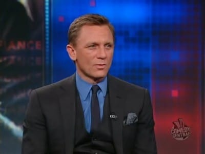 The Daily Show with Trevor Noah Season 14 :Episode 6  Daniel Craig