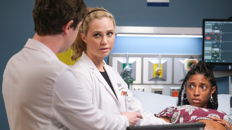 The Good Doctor - Season 4 Episode 4 : Not the Same