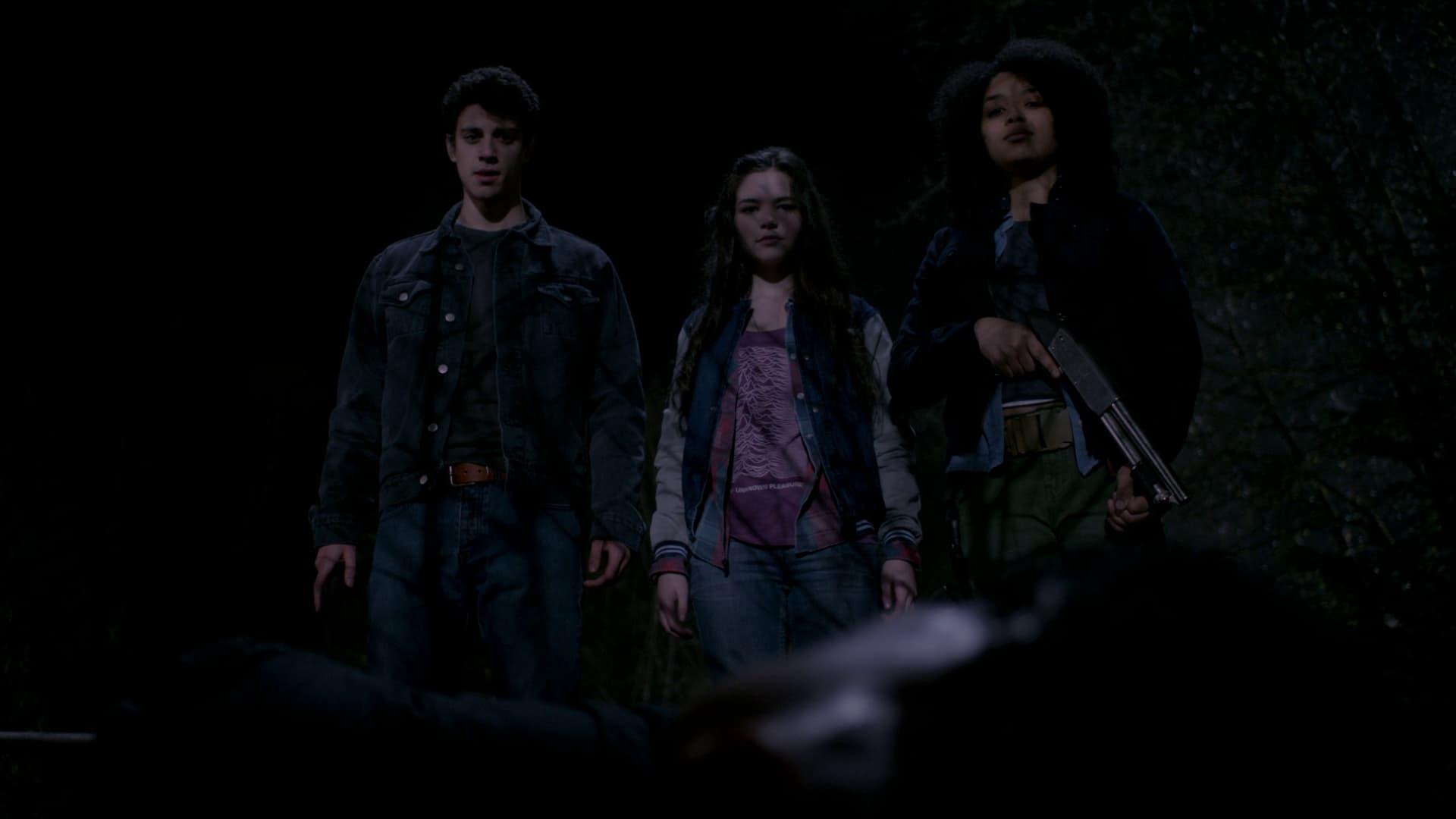Supernatural Season 8 :Episode 18  Die Nachwuchsjäger