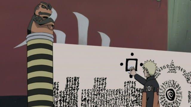 Naruto Shippūden Season 10 :Episode 221  Storage