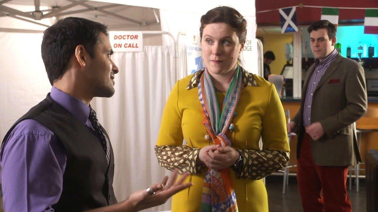 Doctors Season 16 :Episode 26  Dorian Blue