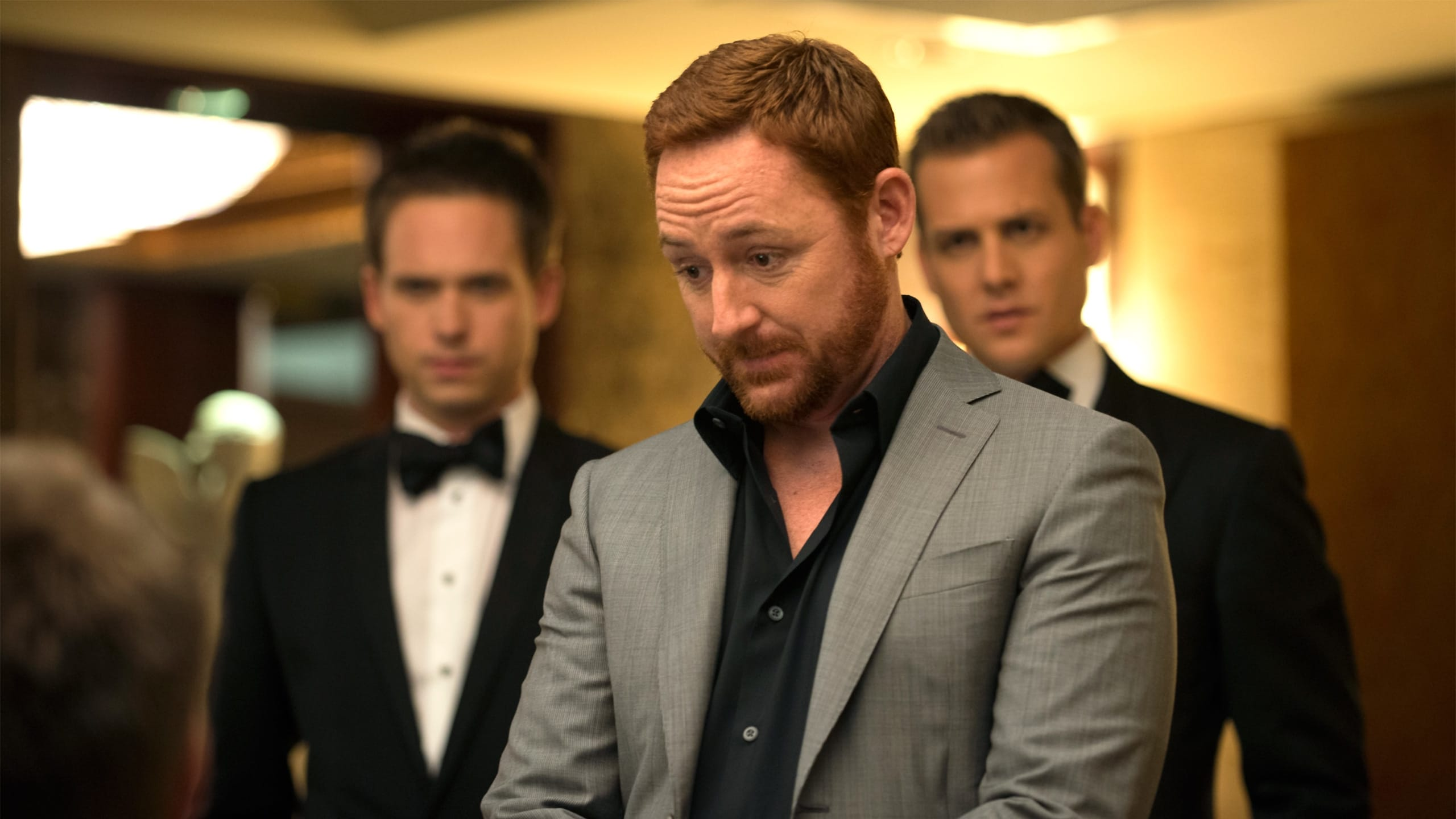 Suits Season 2 :Episode 6  All In
