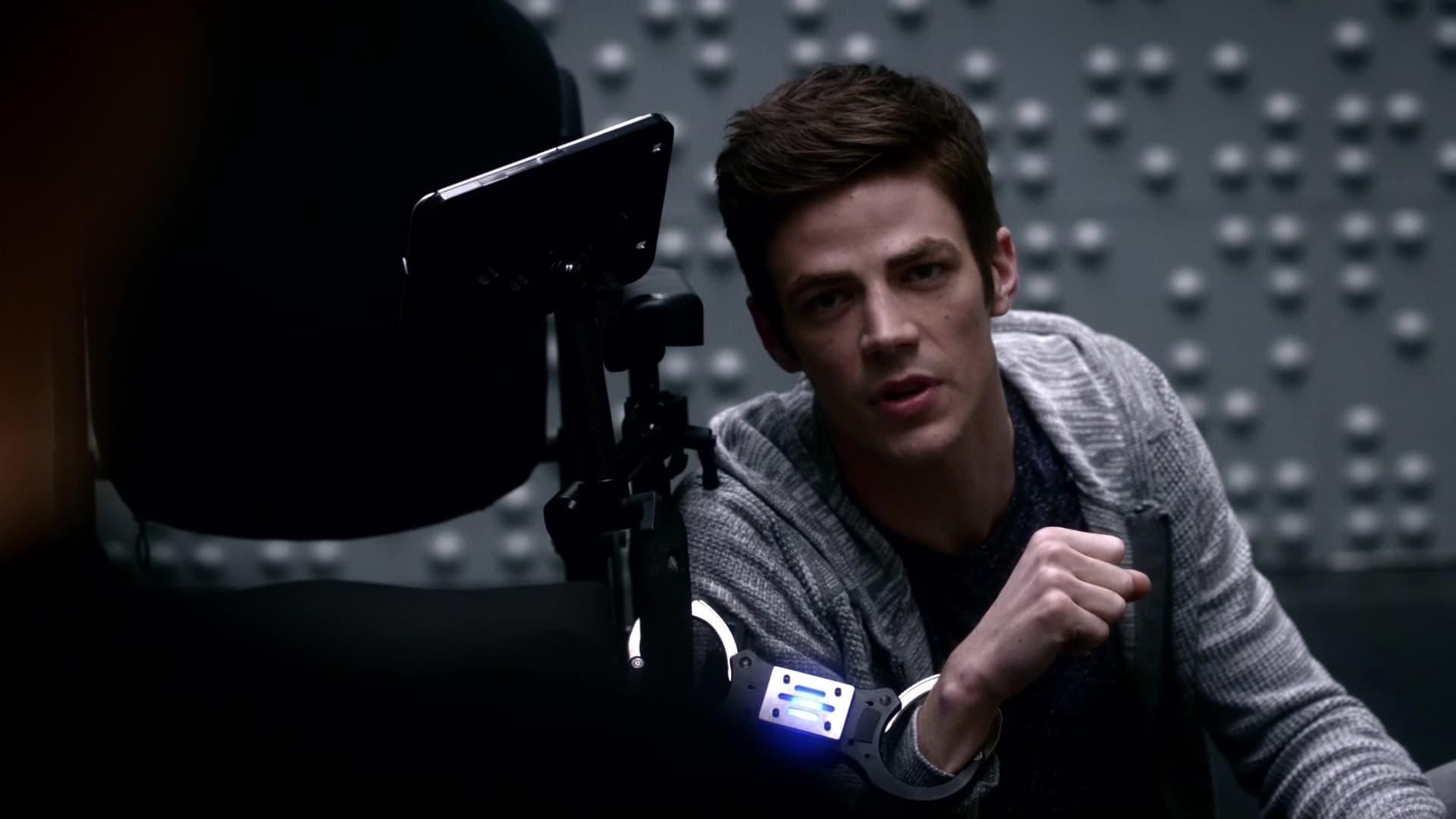 The Flash Season 2 :Episode 17  Flash Back