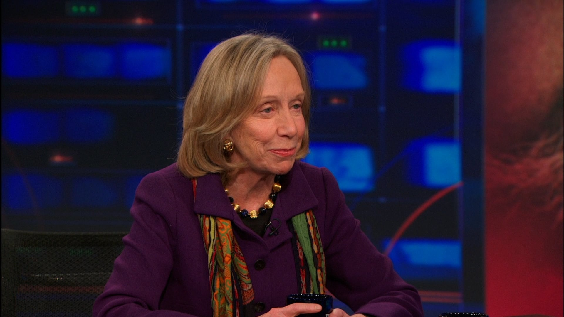The Daily Show with Trevor Noah Season 19 :Episode 21  Doris Kearns Goodwin