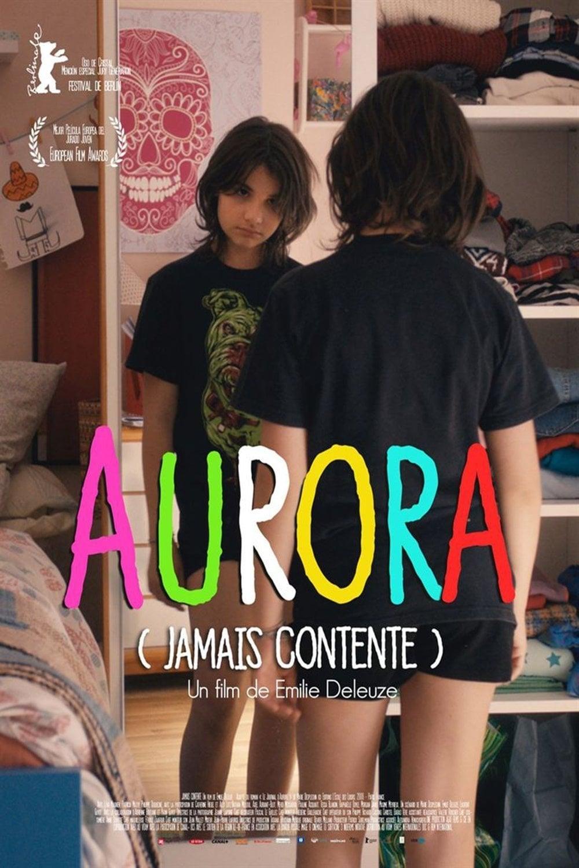 Póster Aurora (Jamais contente)