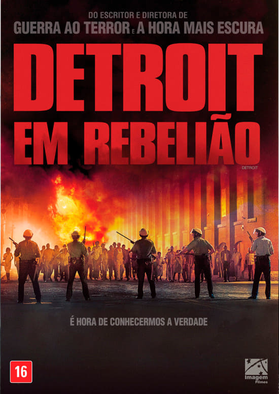 Detroit em Rebelião Torrent (2018) Dual Áudio Dublado BluRay 1080p Download