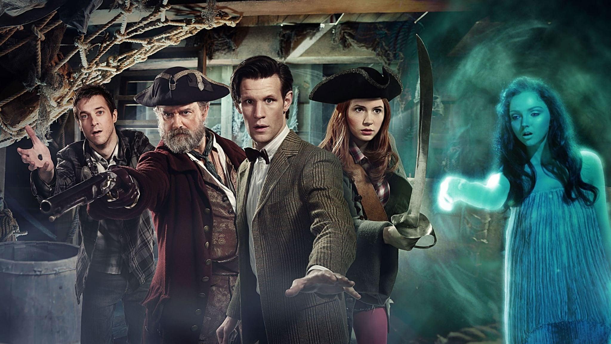 Doctor Who Season 6 :Episode 3  The Curse of the Black Spot