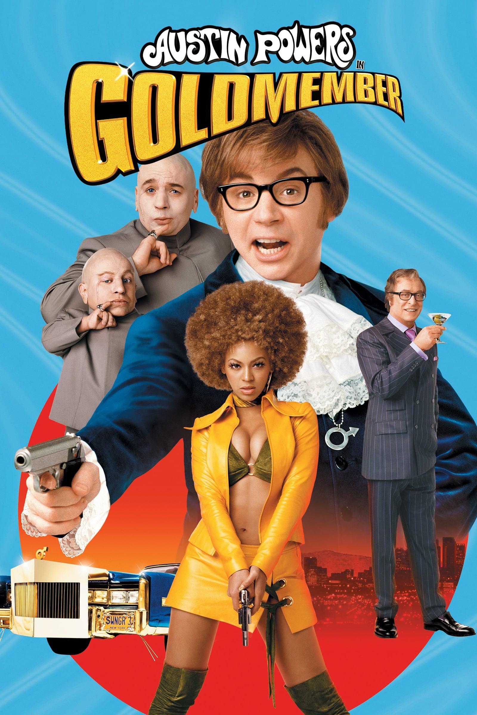 Austin Powers: Goldmember   Movie fanart   fanart.tv