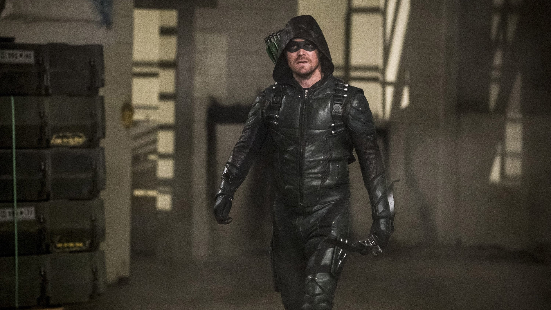 Arrow Season 6 :Episode 8  Crisis on Earth-X (II)