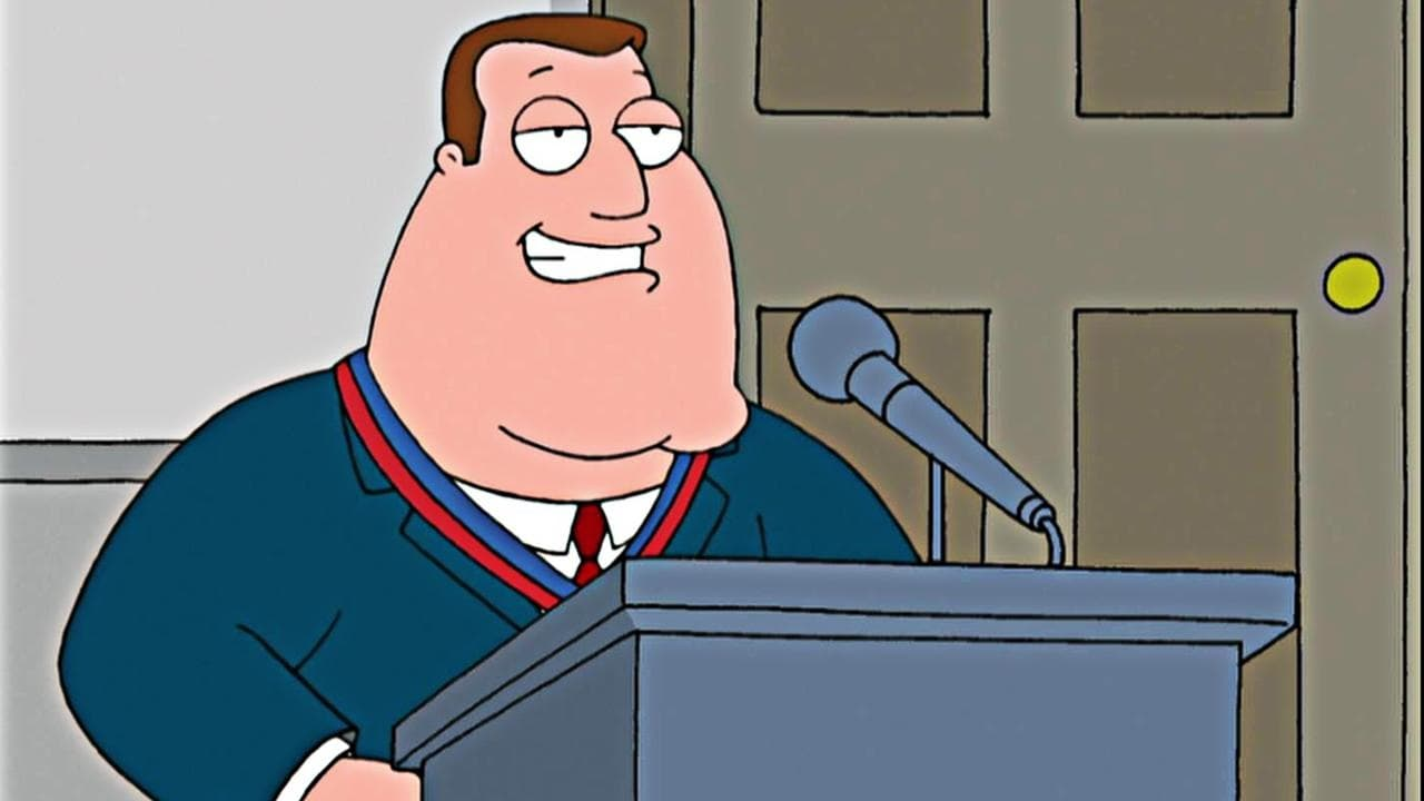 Family Guy - Season 3 Episode 15 : Ready, Willing, and Disabled