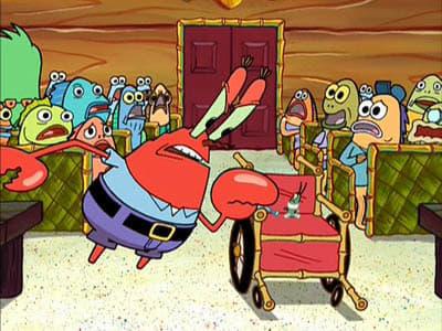 SpongeBob SquarePants Season 4 :Episode 4  Krabs vs. Plankton
