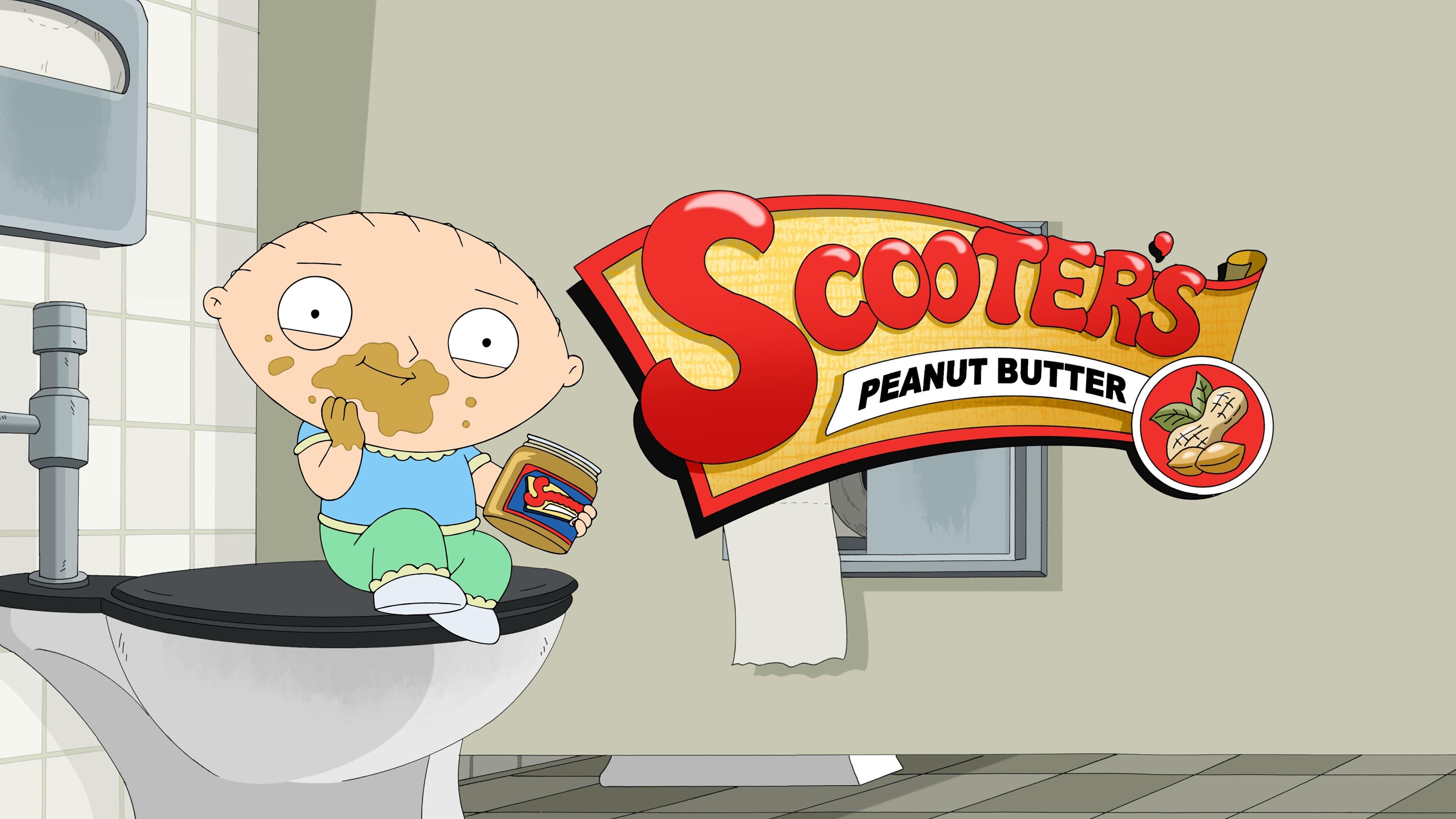 Family Guy Season 14 : The Peanut Butter Kid