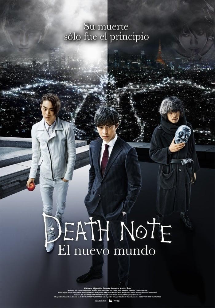 Póster Death Note: El nuevo mundo