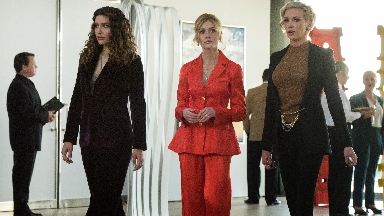 Arrow Season 8 :Episode 9  Green Arrow & The Canaries