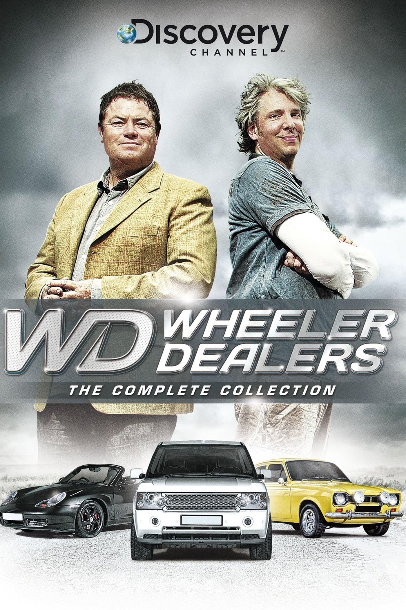image for Wheeler Dealers