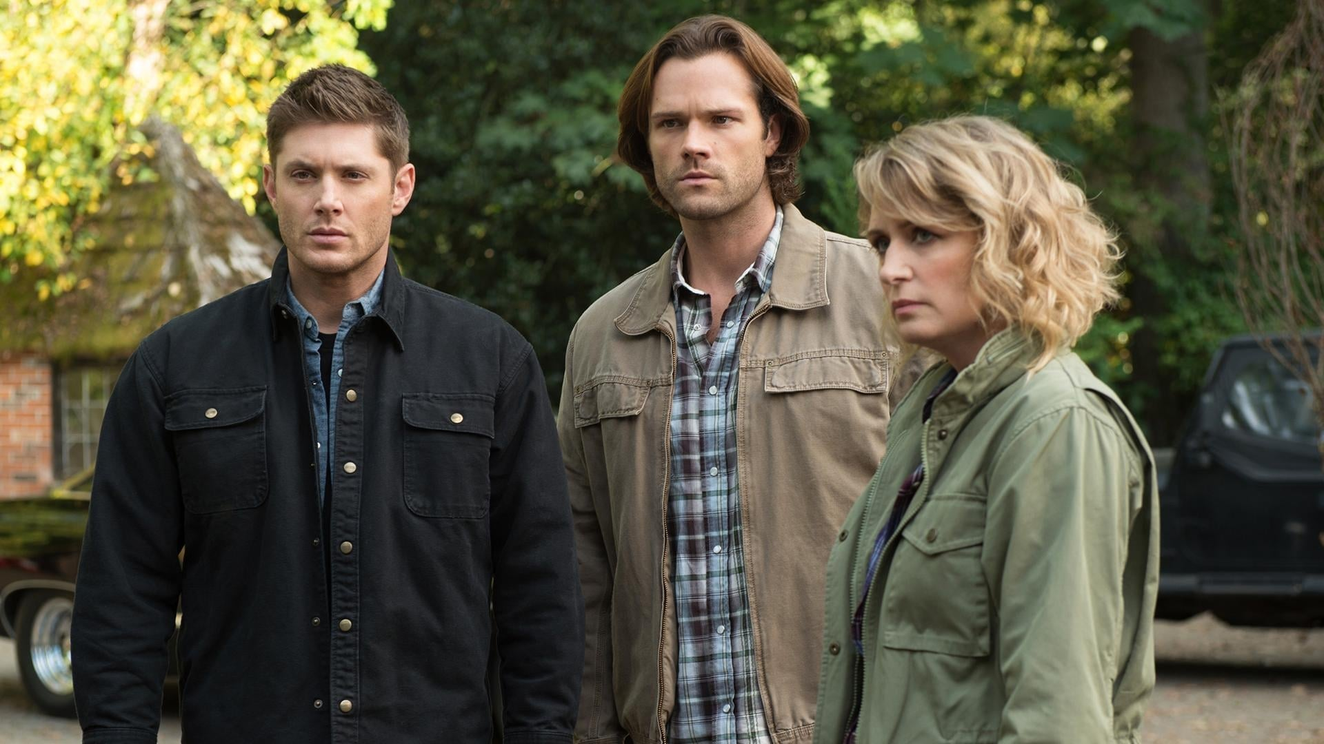 Supernatural - Season 12 Episode 6 : Celebrating The Life Of Asa Fox
