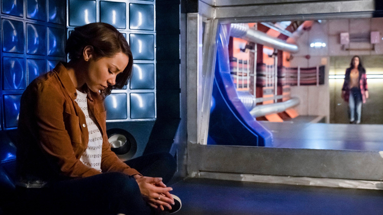 The Flash Season 5 :Episode 18  Godspeed
