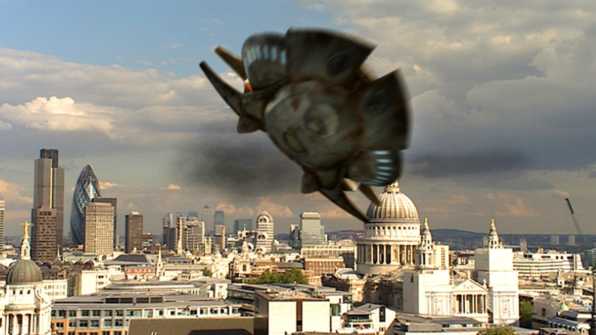 Doctor Who - Season 1 Episode 4 : Aliens of London (1)