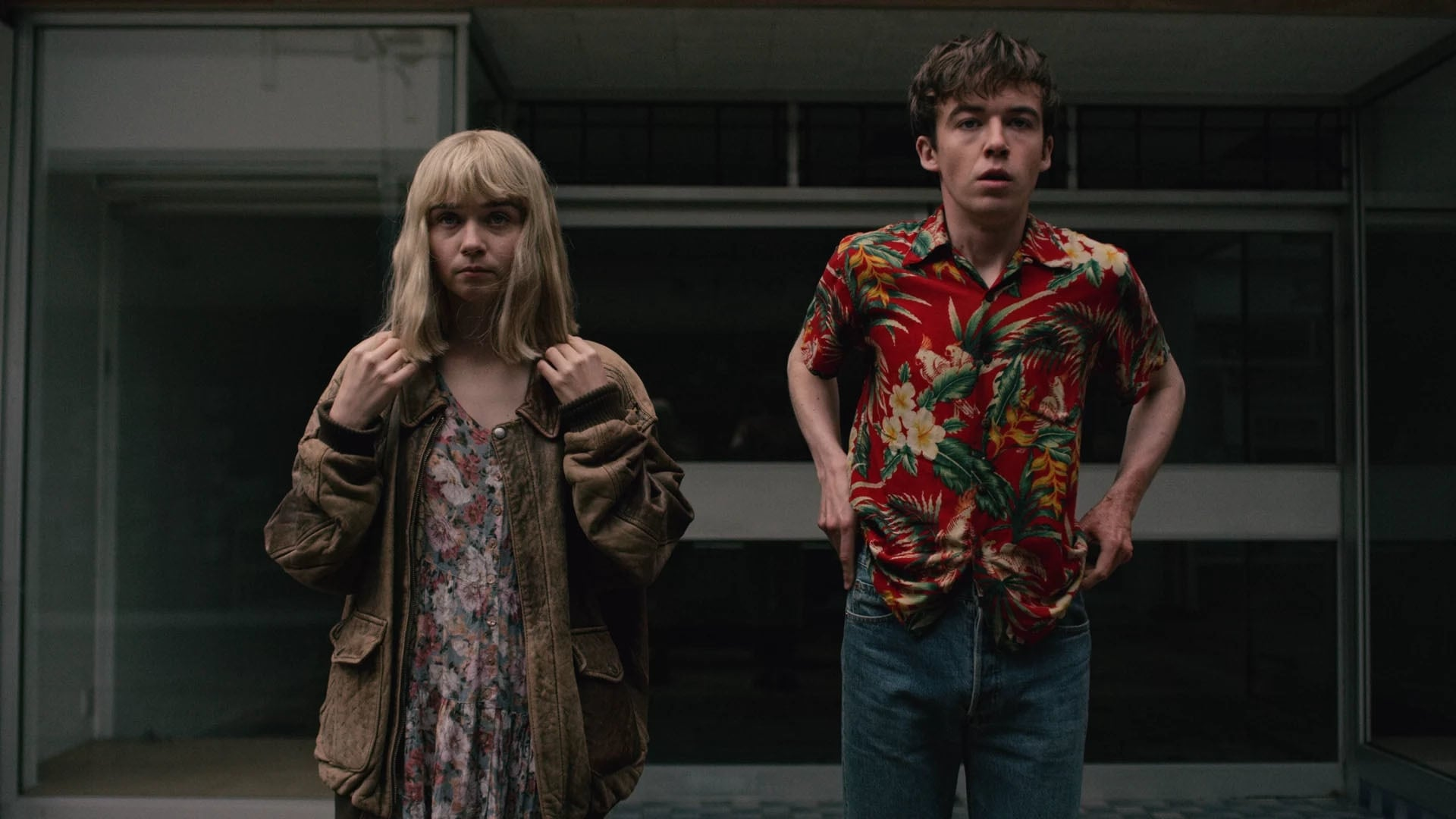The End of the F***ing World - Season 1 Episode 4 : Episode 4