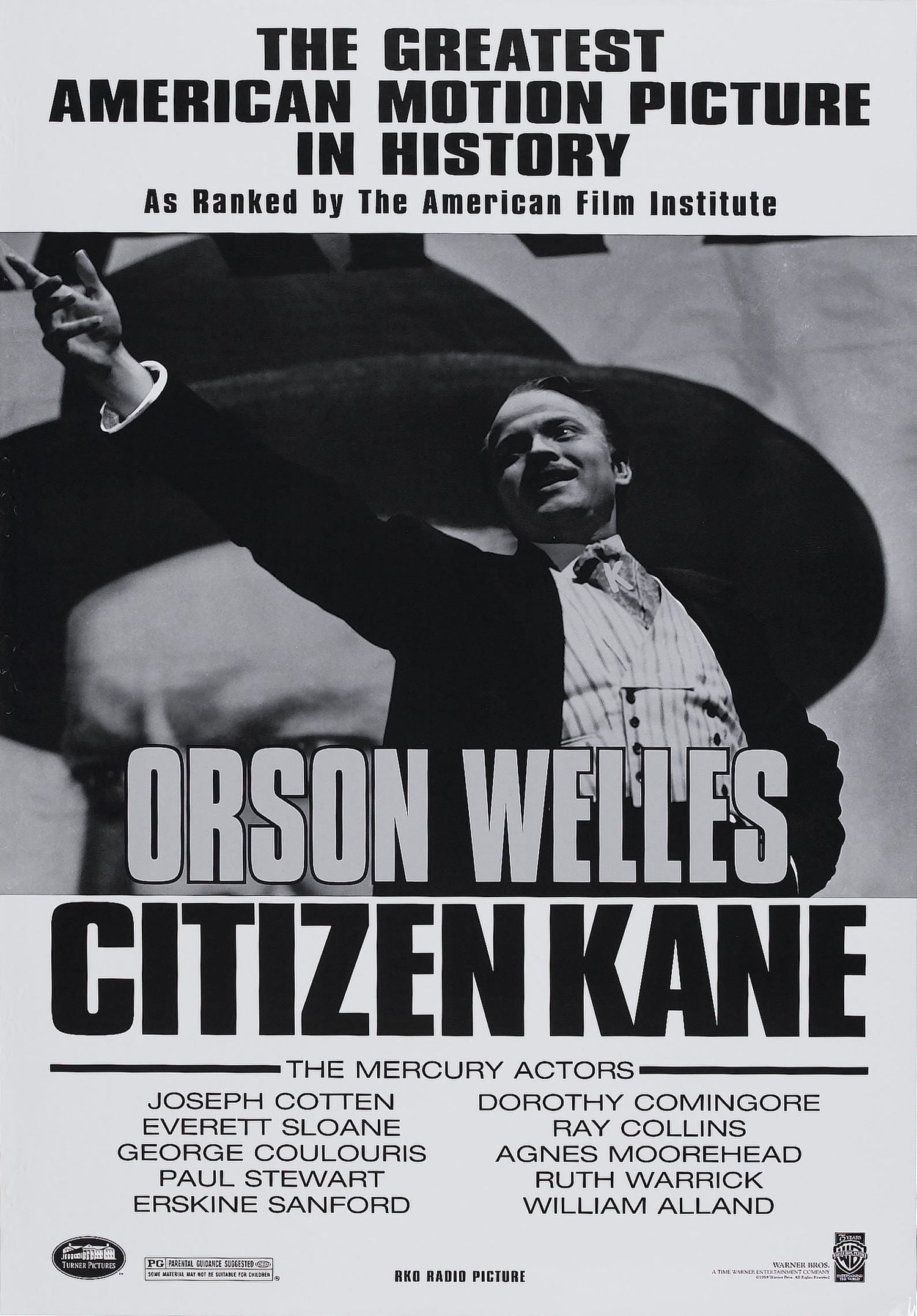 the importance of the film citizen kane Why does everyone think citizen kane is such a great movie update cancel for example but this is already a long post, so i won't cover them, except one thing that is important to note whenever you have a warum sind alle der ansicht, dass citizen kane ein gro artiger film ist.