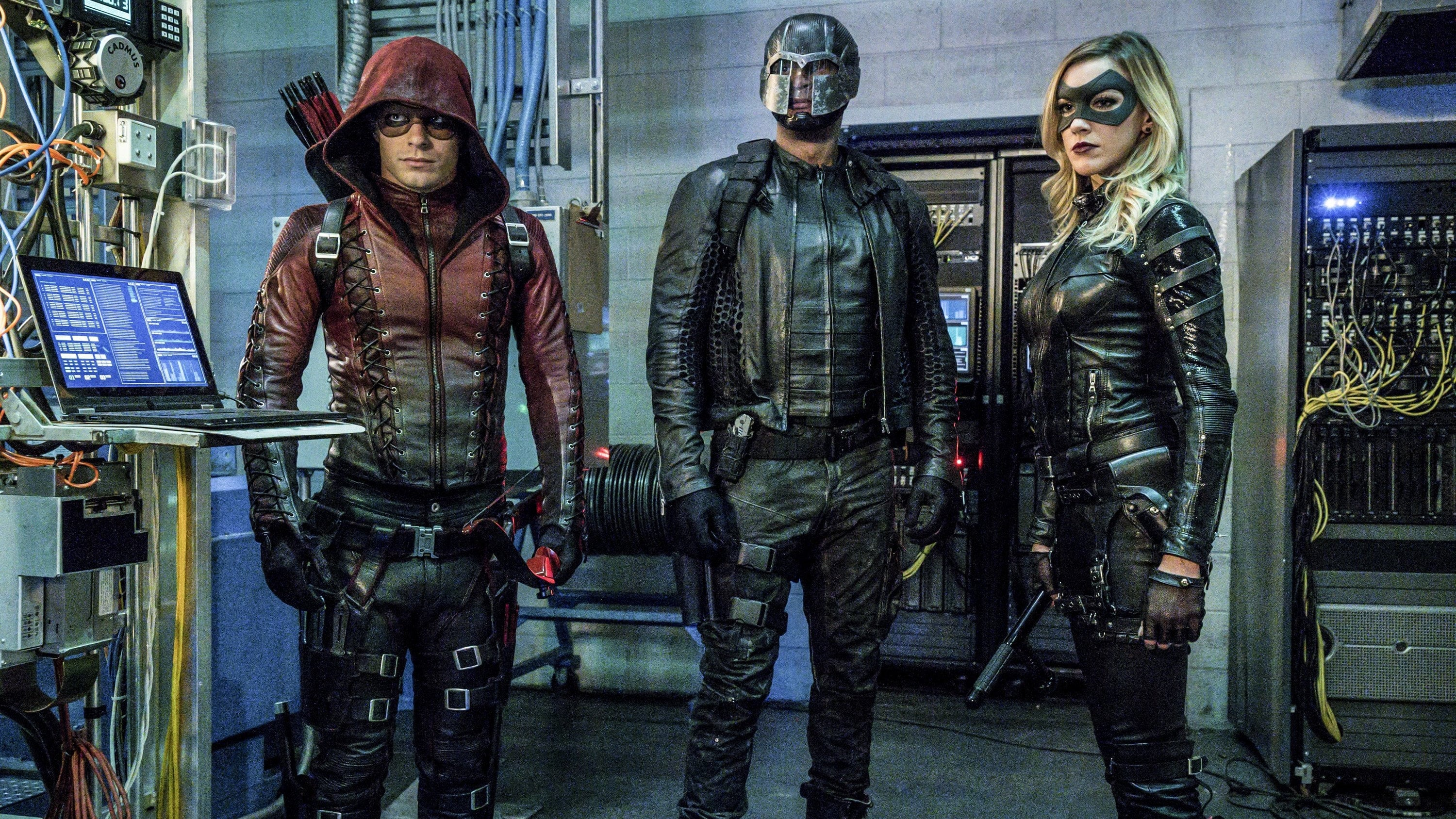 Arrow Season 4 :Episode 12  Entfesselt