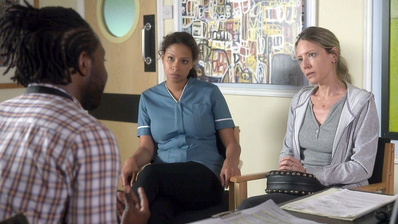 Doctors Season 16 :Episode 132  A Foot Wrong