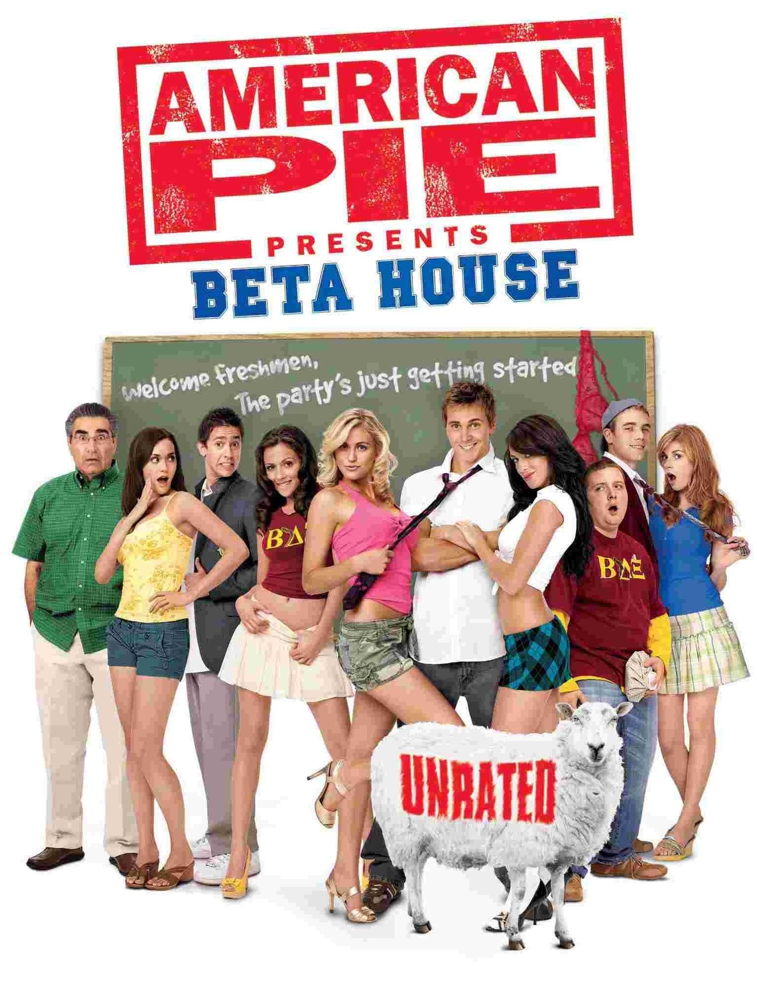 Смотреть онлайн Американский пирог 1  American Pie 1