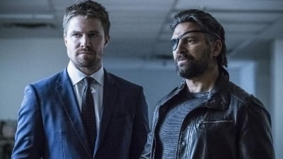 Arrow Season 6 :Episode 5  Deathstroke Returns