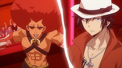 Fairy Tail - Season 5 Episode 36 : Gray vs. Cancer! Dance Battle!