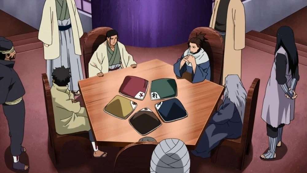 Naruto Shippūden Season 18 :Episode 382  A Shinobi's Dream