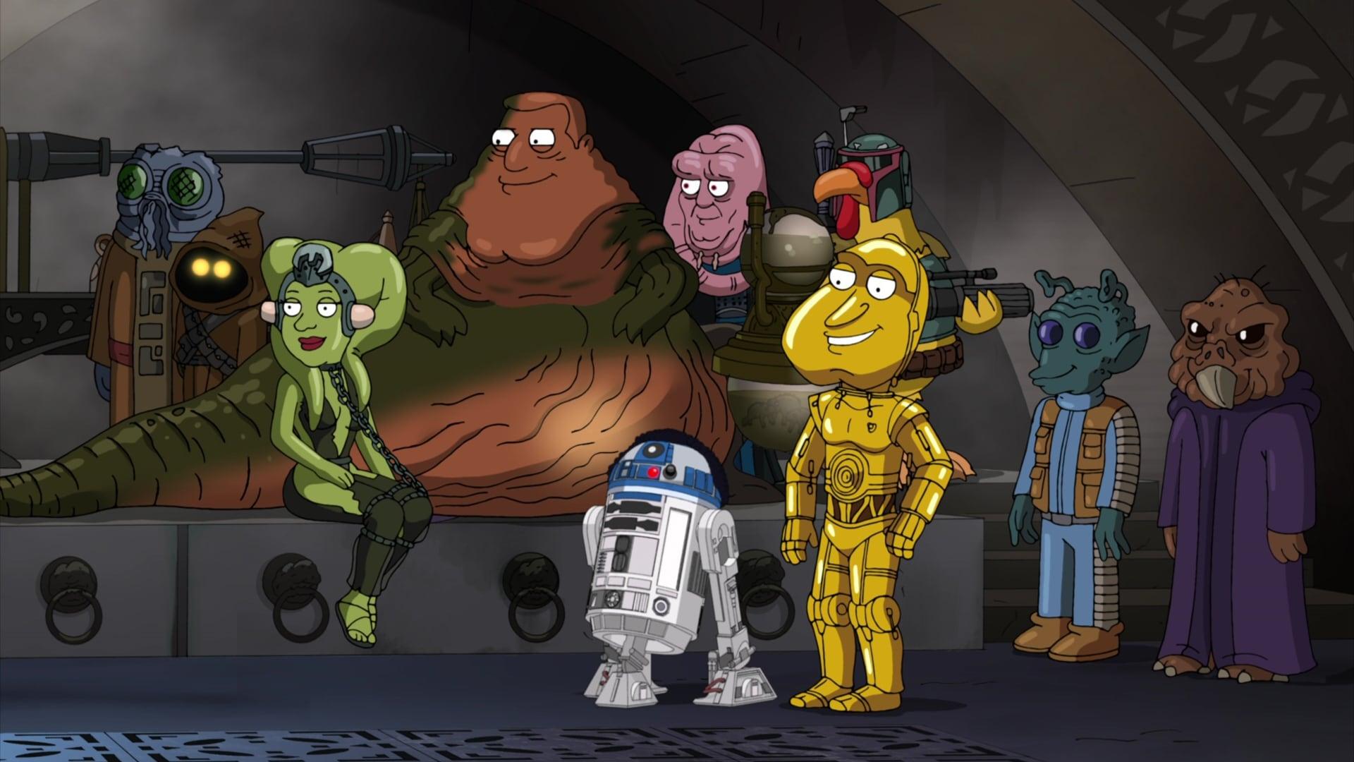 Family Guy Season 9 :Episode 18  It's a Trap!