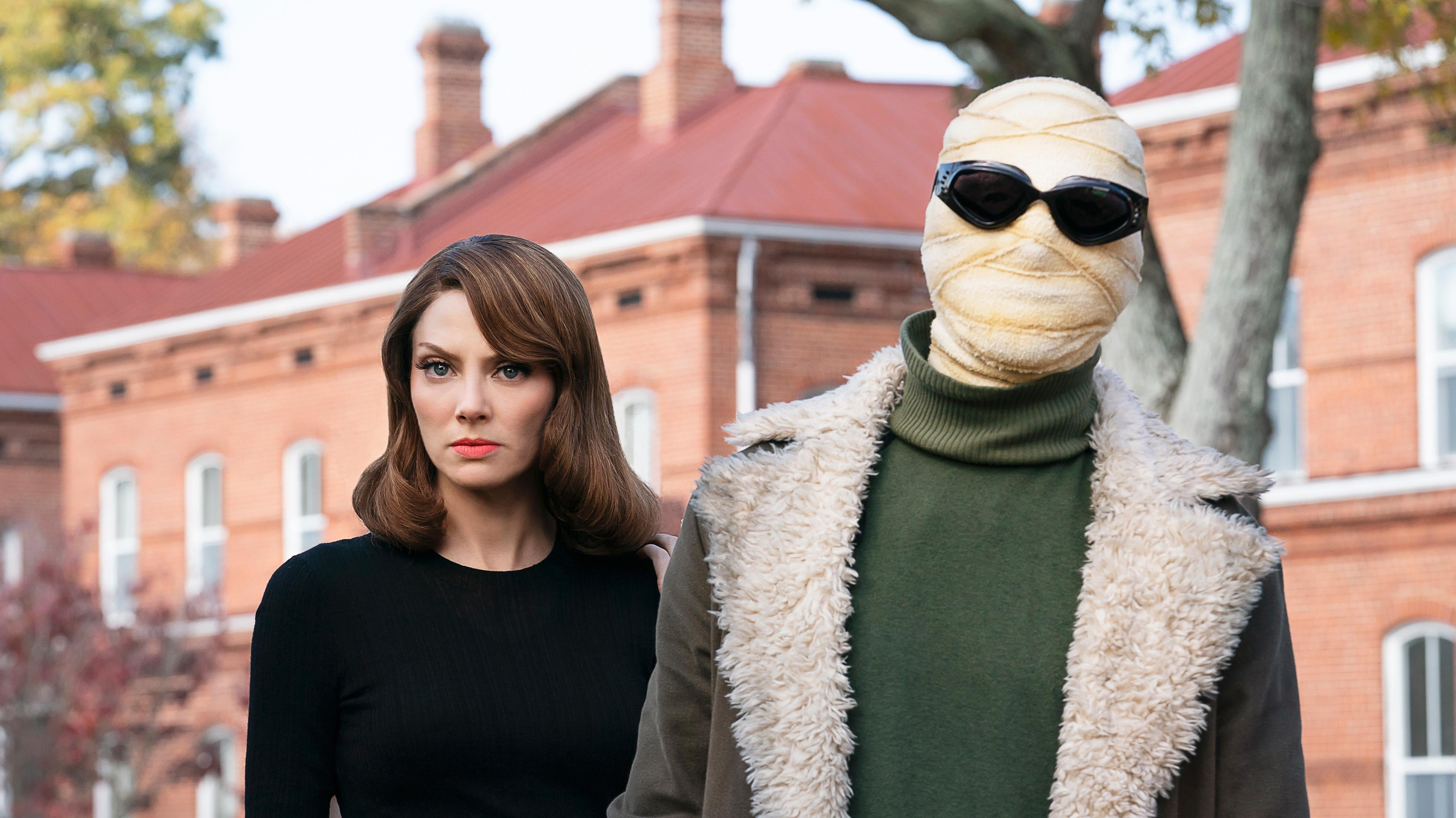 Doom Patrol Season 1 :Episode 6  Doom Patrol Patrol