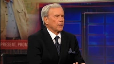 The Daily Show with Trevor Noah Season 17 :Episode 15  Tom Brokaw