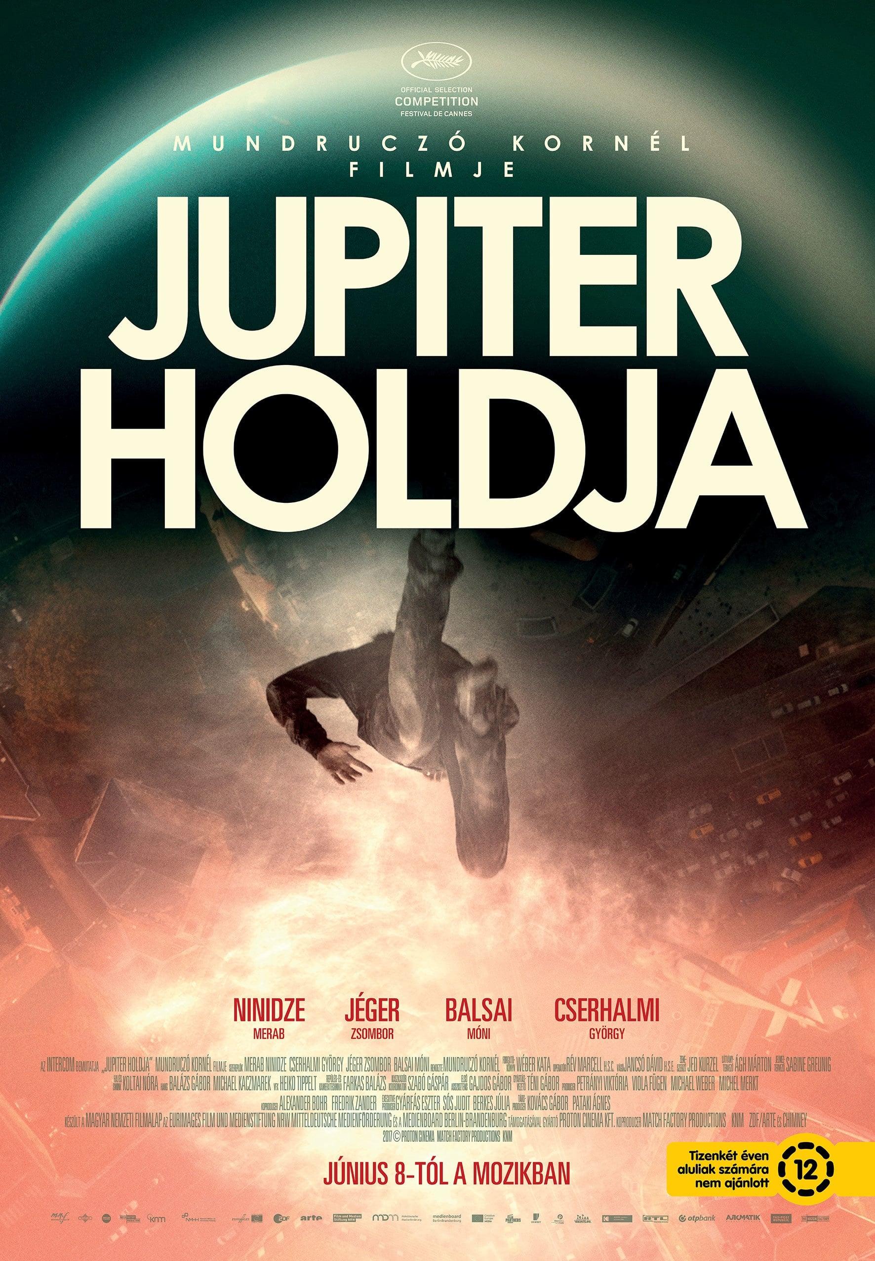 Póster Jupiter's Moon