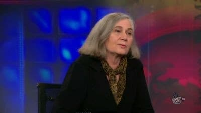 The Daily Show with Trevor Noah Season 15 :Episode 91  Marilynne Robinson