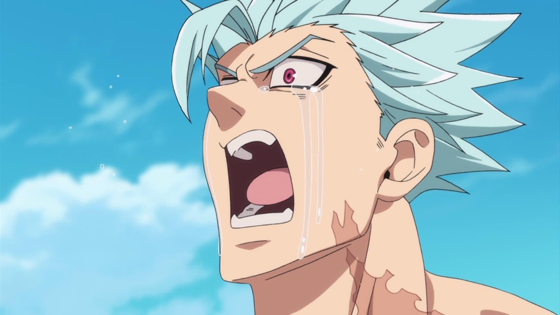 The Seven Deadly Sins Season 1 :Episode 23  Despair Coming