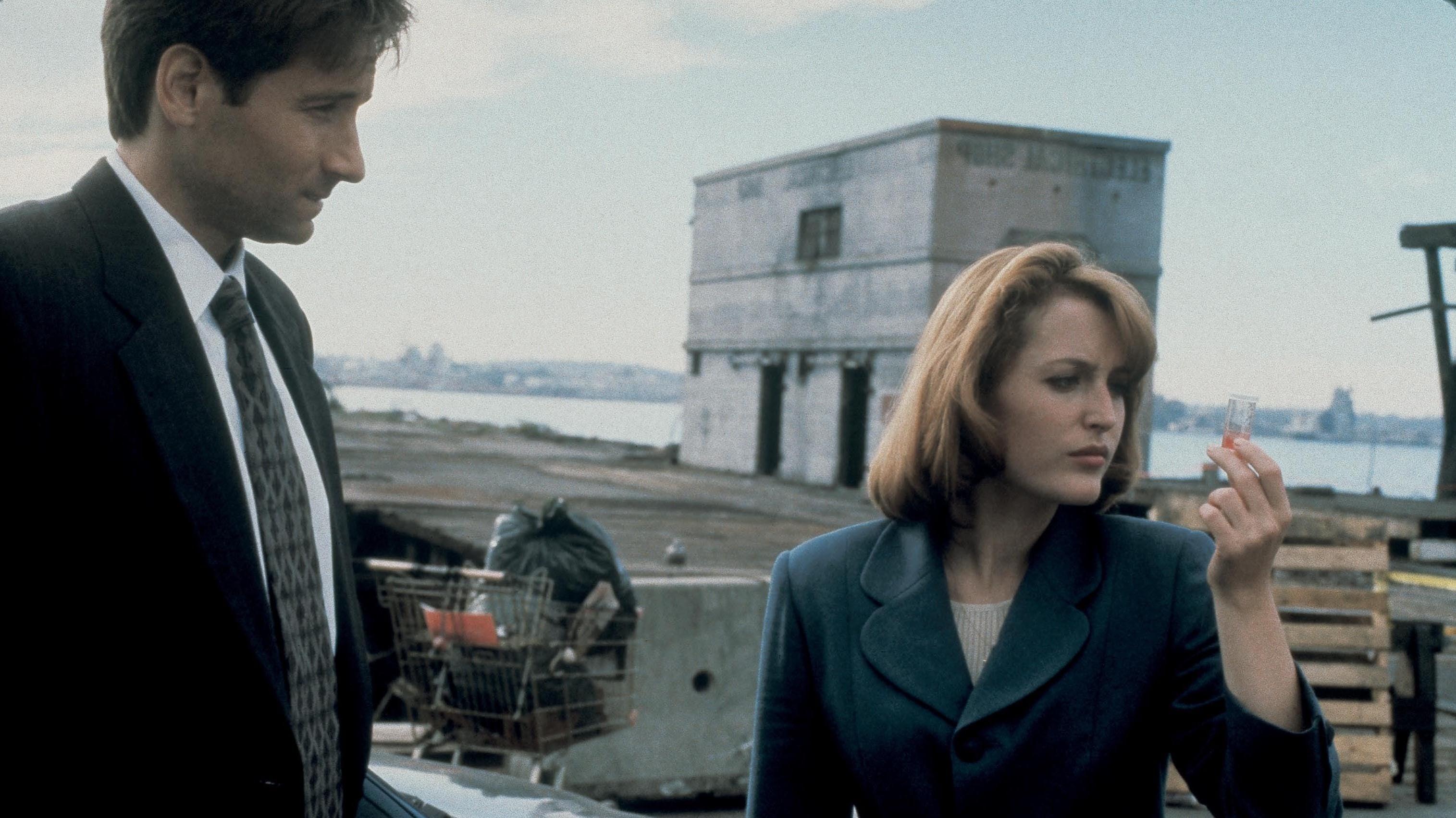 The X-Files Season 3 :Episode 6  2Shy