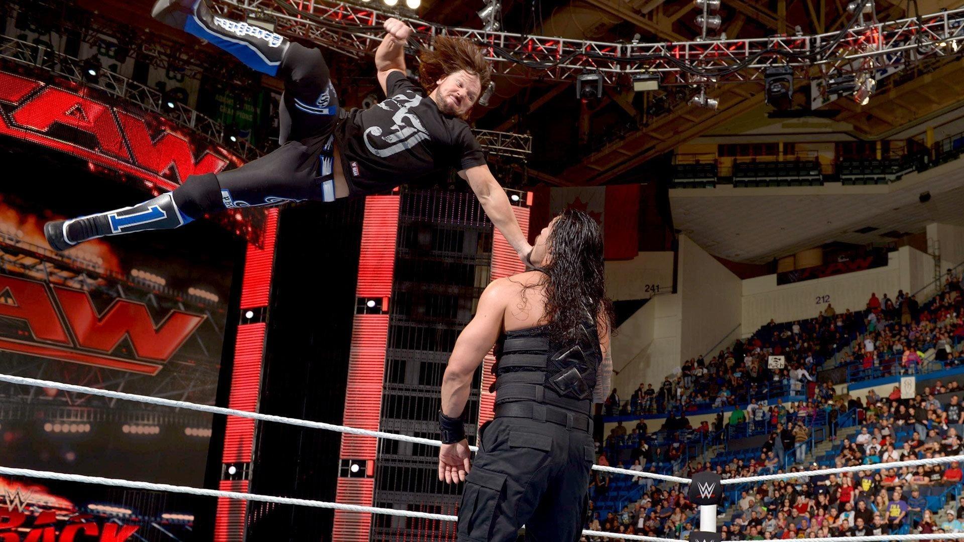 WWE Raw Season 24 :Episode 17  April 25, 2016 (Hartford, CT)